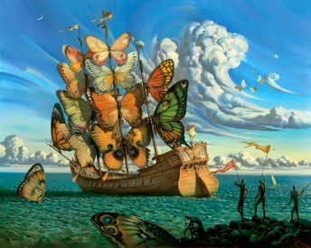 butterfly-ship