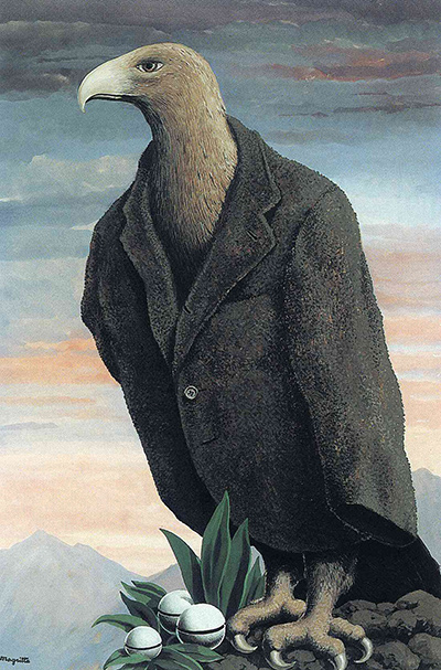The Present Rene Magritte