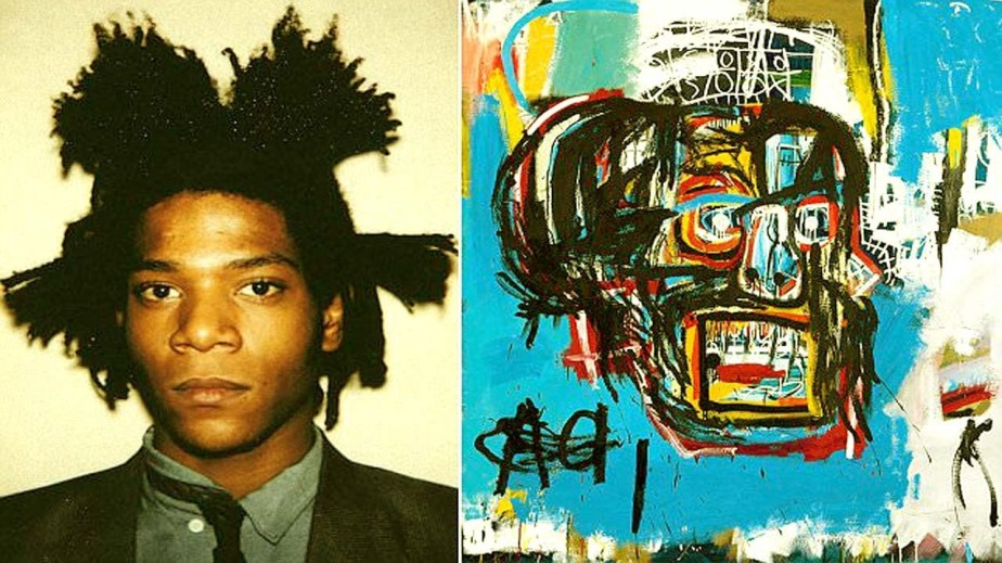 The surreal graffiti-poetry of Jean-MichelBasquiat