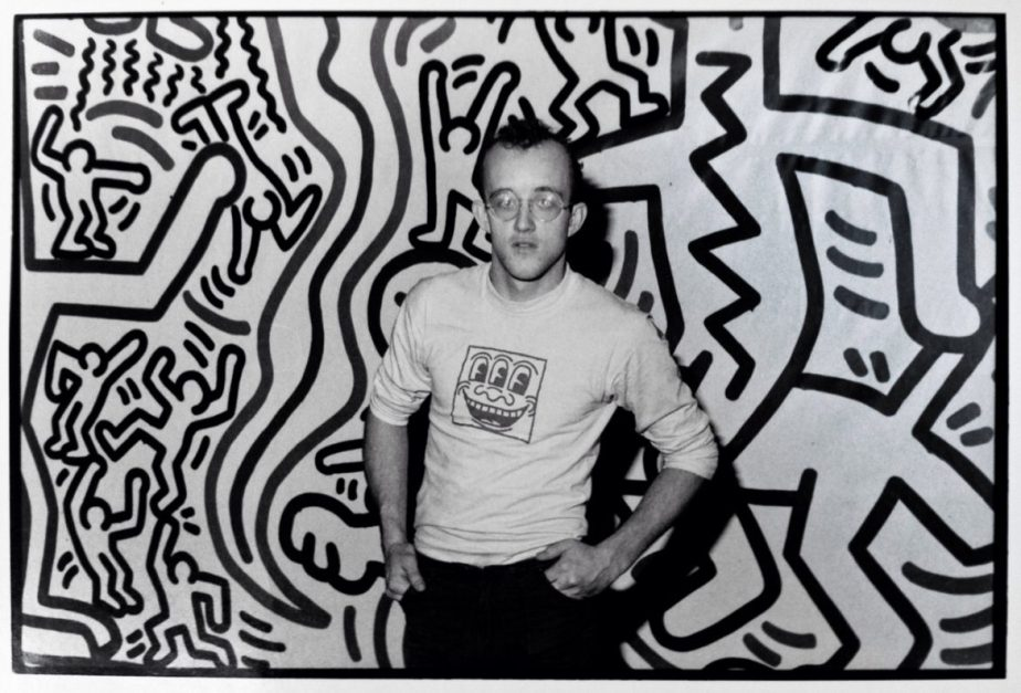 Keith Haring exhibition @ Liverpool Tate (7/7/19)